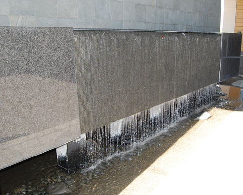 "The ""waterfall"" component of Yoshikawa's ""Watercourse Way"""