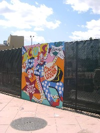 Image of Fence Panel