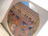 Image of Ceiling Mural